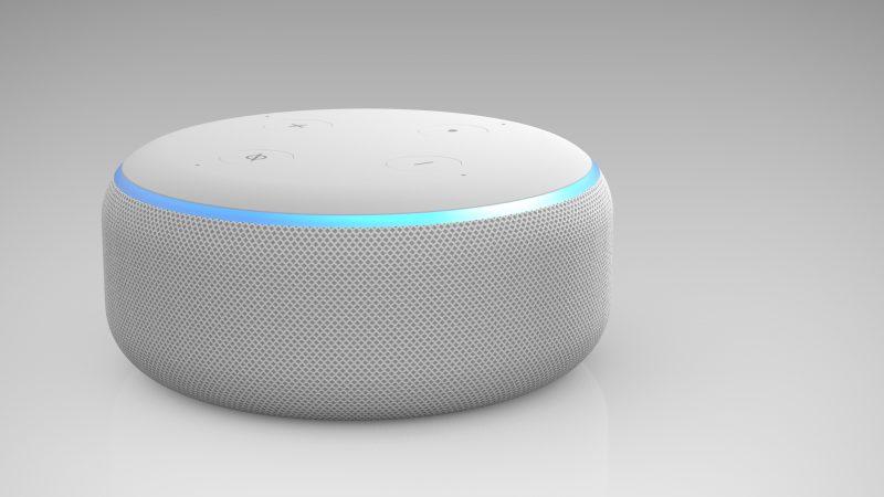 Amazon Alexa otthoni hangvezérlő asszisztens