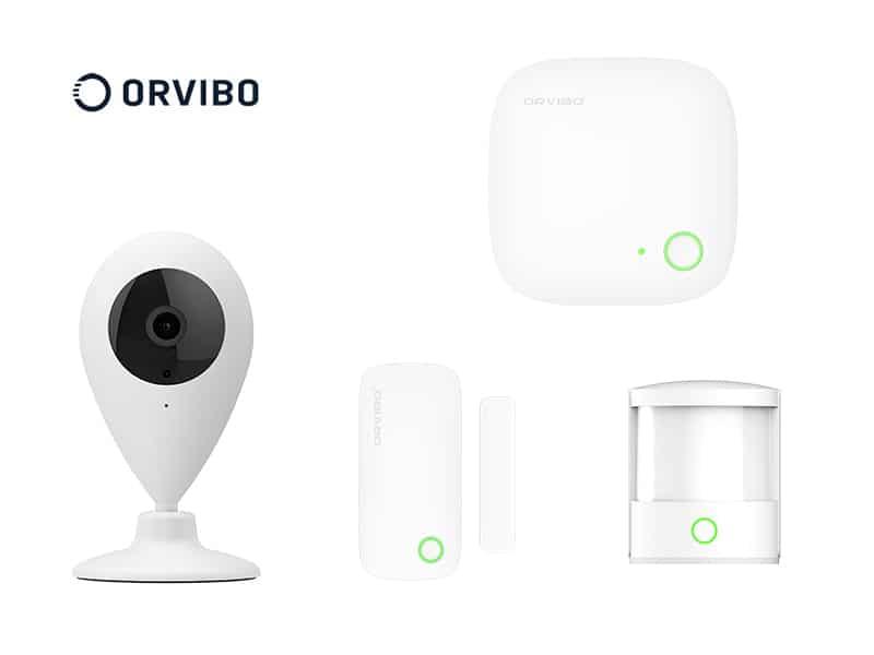 Orvibo biztonsági készlet